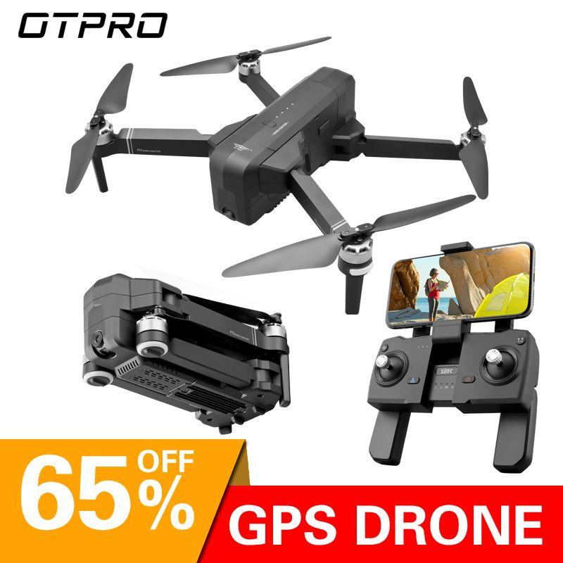 OTPRO F1 profissional Quadrocopter Gps Drohnen mit Kamera HD 4K RC Flugzeug Quadcopter rennen hubschrauber folgen mir x PRO racing Eders