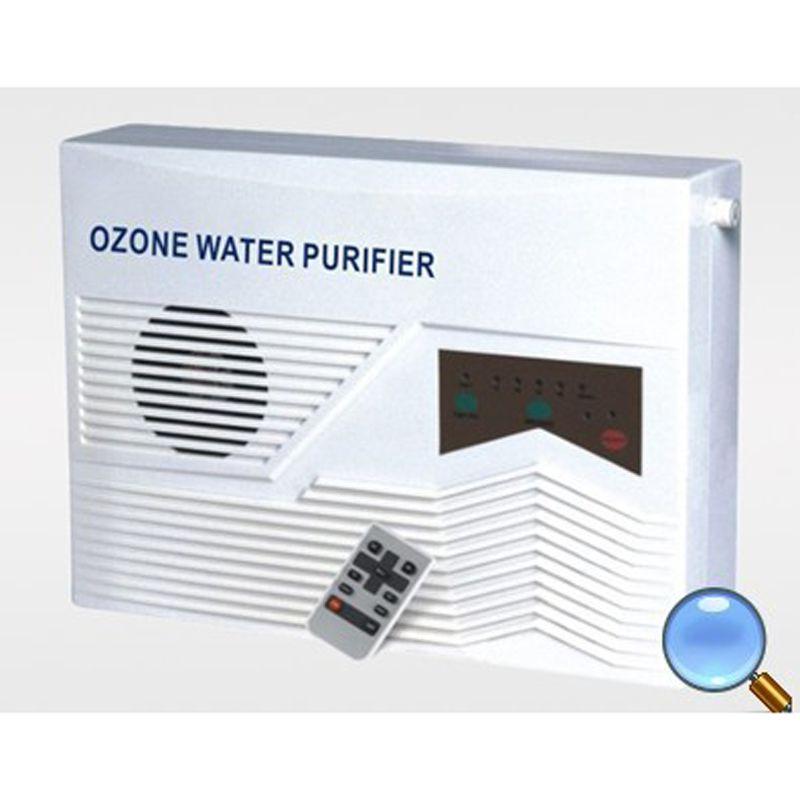 Ozon Generator Luft Reiniger Anion + ozon Tragbare Sauerstoff Konzentrator Ozonizador Ozônio Gerador De Ozônio Mit Fernbedienung