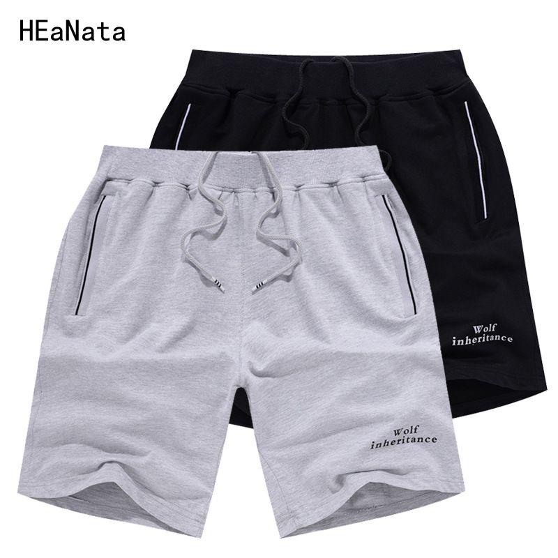 Men Beach Shorts Summer Fitness Sexy Casual Jogger Mens Shorts Loose Short Trousers Sweatpants Slim Fit Man Workout Cotton Short