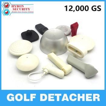 HYBON 12000GS Golf Detacher Universal EAS Security Tag Detacher New Spider Warp Detacher Magnetic Alarm Clothes Hard Tag Remover