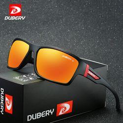 DUBERY Aviation Voiture Shades Mâle de lunettes de Soleil Polarisées Hommes Lunettes de Soleil Pour Hommes Sécurité 2017 De Luxe Marque Designer Oculos