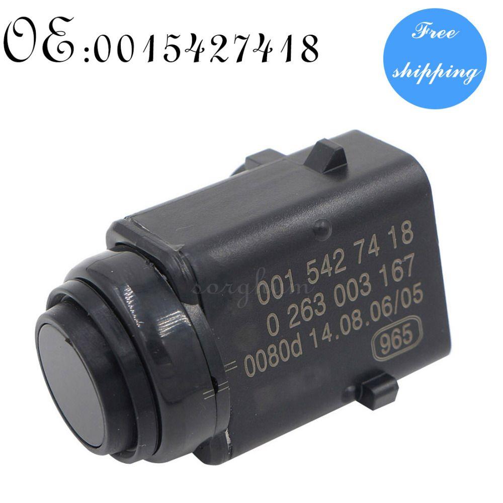 PDC Einparkhilfe Sensor 0015427418 Für Mercedes-benz W203 W209 W210 W211 W220 W163