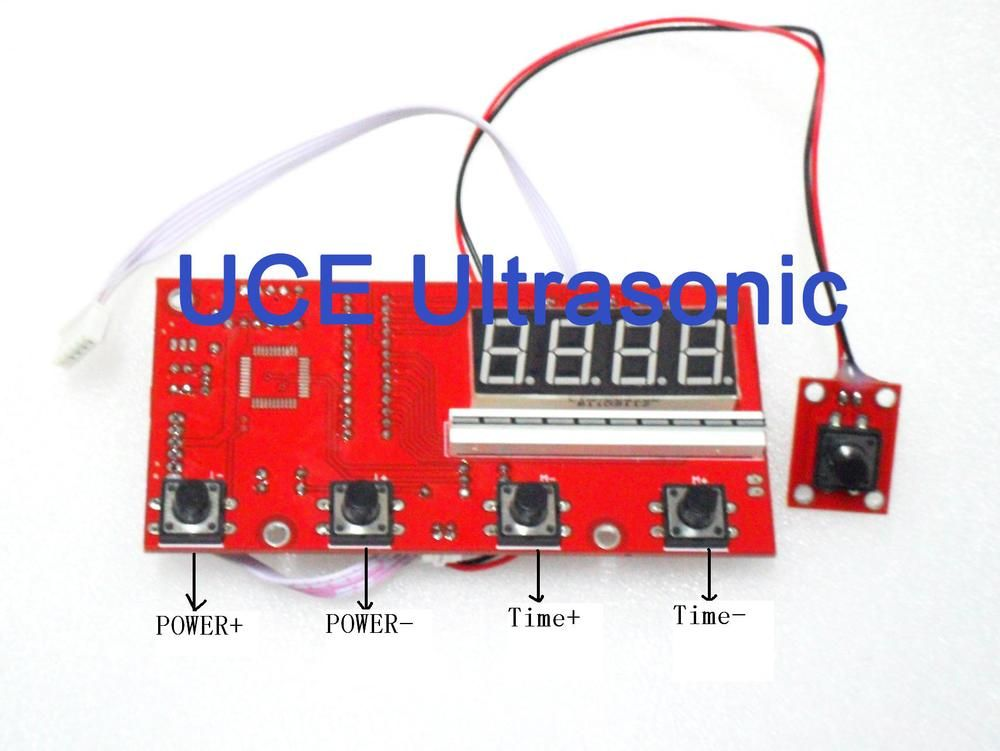 600W ultrasonic power generator+display board,Ultrasonic frequency and current adjustable