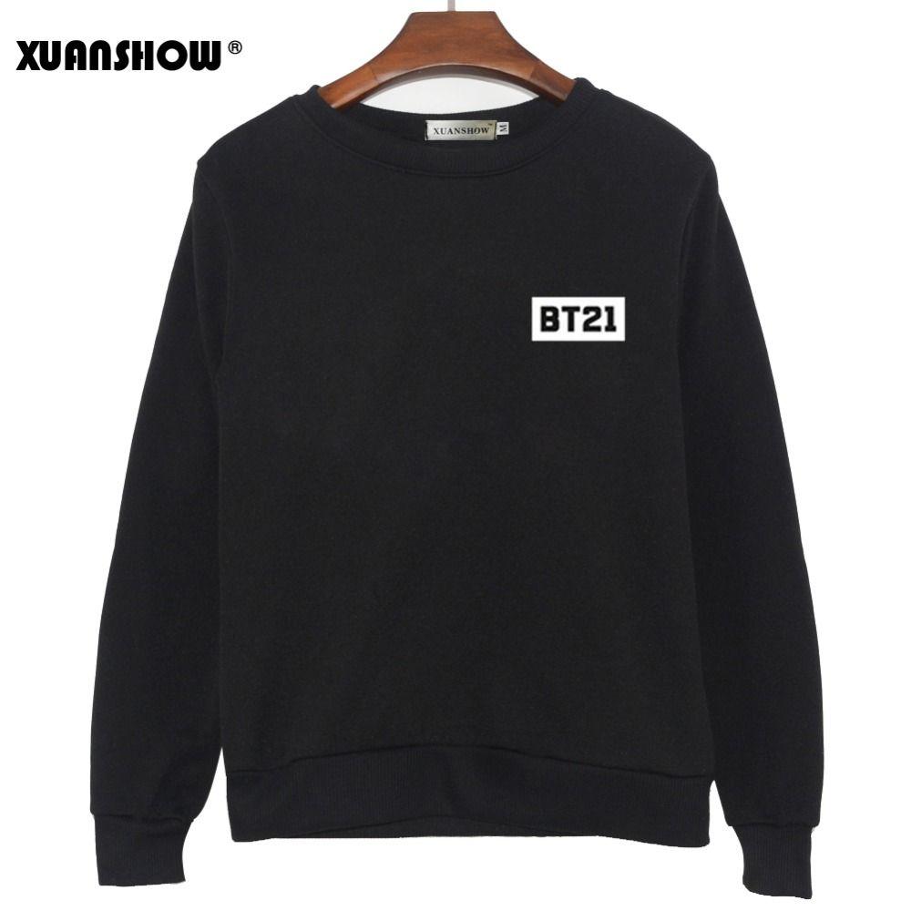 2019 New BT21 Sweatshirt