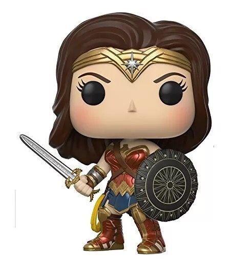 Films DC Wonder femme figurine modèle en STOCK cadeau de noël