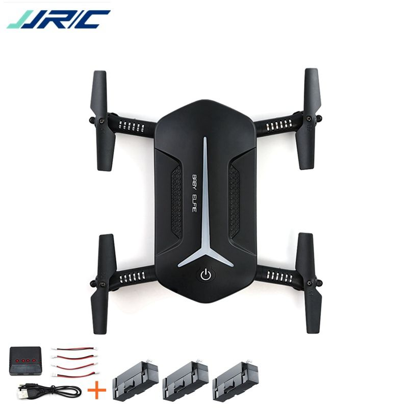 4pcs Battery Rc Drone With Camera Jjrc H37 Baby Elfie Mini Selfie Drone G-sensor Dron Flying Rc Helicopter Toys For Kids Copter