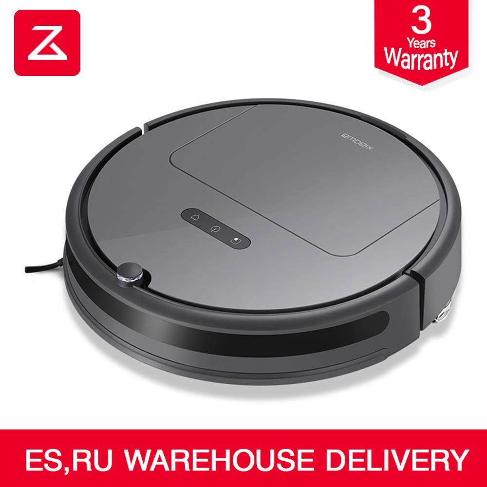 2018 International Version Roborock Xiaowa Vacuum Cleaner 2000Pa Suction 5200mAh Battery 2 In 1 Sweeping & Mopping E35