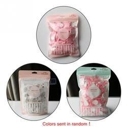 2018 nuevo 50 piezas telas no tejidas desechables limpieza suave lavado comprimido toalla