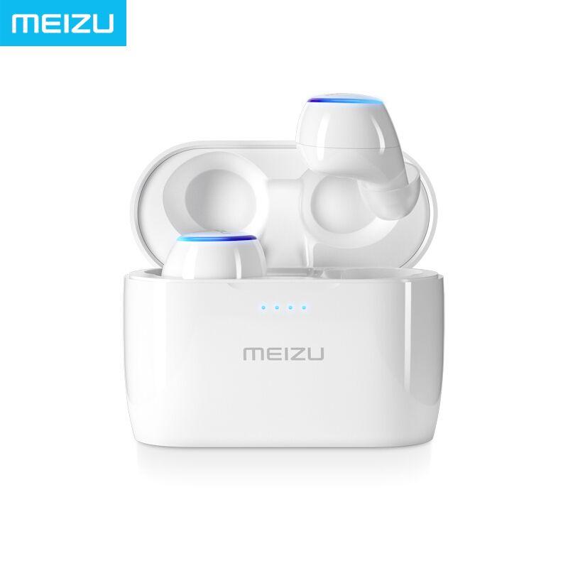 Meizu POP TWS Earbuds True Wireless Stereo Earphone TW50 Touch Control Activate phone Voice Assistant Original Sound Waterproof
