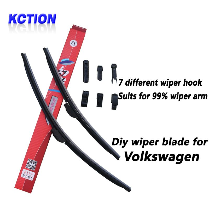 Car Windshield Wiper Blade For Volkswagen Polo sedan,UP,Amarok,Sharan,Bora,Caravelle T5,Multivan,Touran,Caddy,Touareg,brush