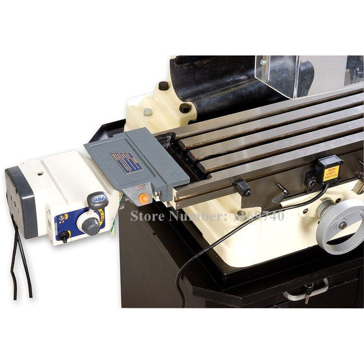 ALSGS ALB-310 200RPM 450in-lb110V 220V Horizontal Power feed auto Power table Feed for milling machine X,Y,Z axis