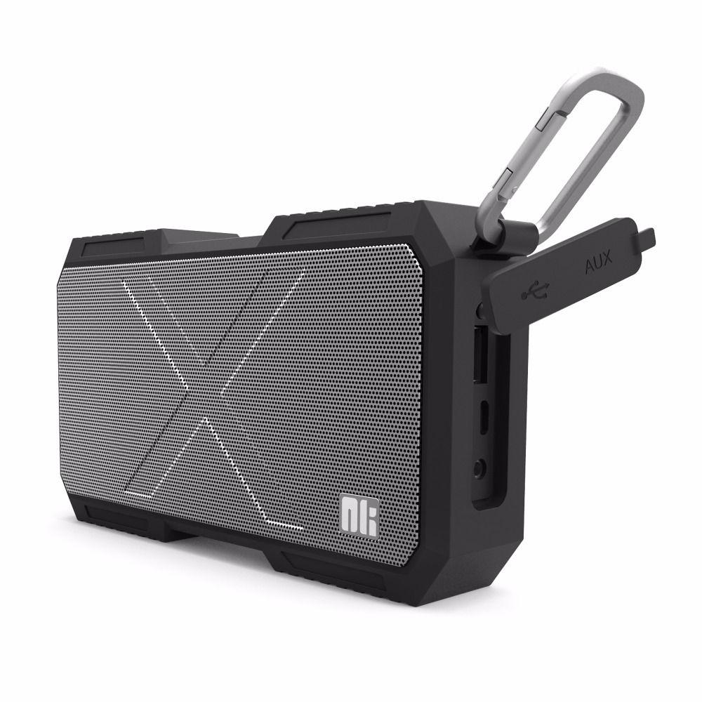 Nillkin X-1 Bluetooth Haut-Parleur Puissance Banque Étanche Portable Colonne Boîte musique Haut-Parleur Stéréo Salut-fi pour iPhone Pour Xiaomi