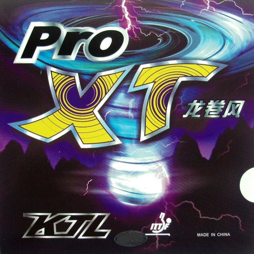 KTL Pro-XT Pips En Tennis de Table de Ping-Pong En Caoutchouc avec L'éponge