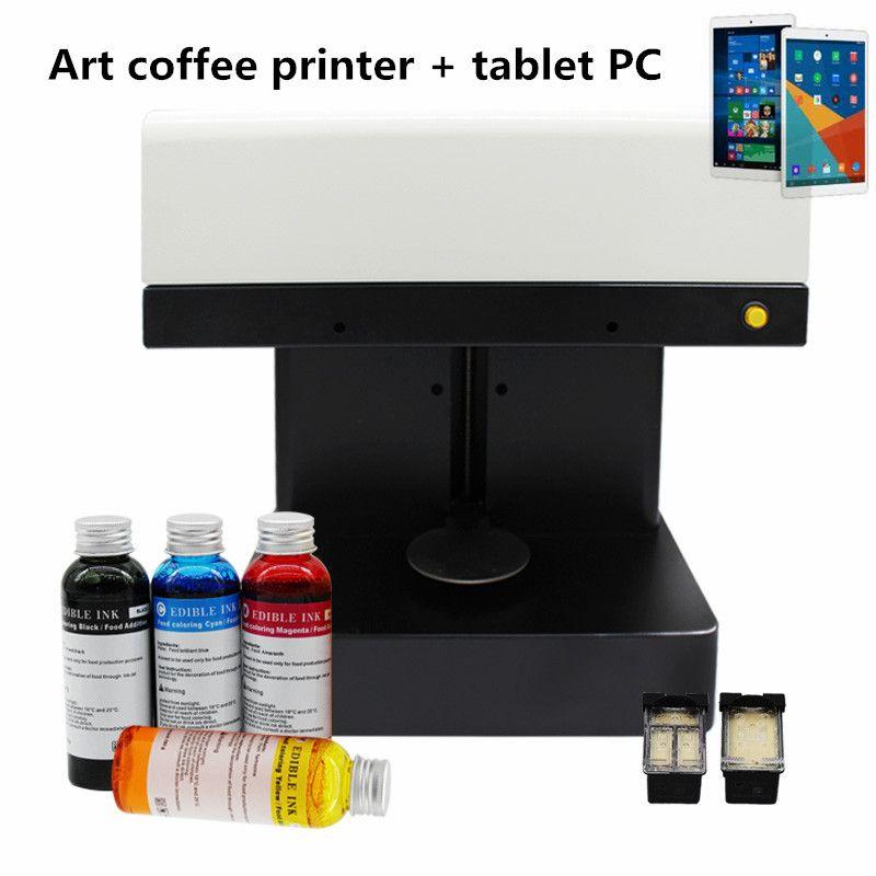 Selfies Kaffee Drucker Milch Tee Joghurt Kuchen Druck Maschine DIY design art design getränke keks creme drucker/latte printe