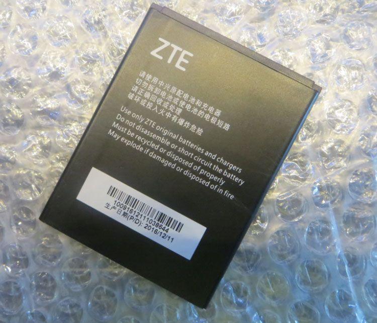 3,8 V batterien Wiederaufladbare Li-polymer Eingebaute lithium-polymer-akku für Zte blade l5 plus Li3821T43P3h745741 2150 mah