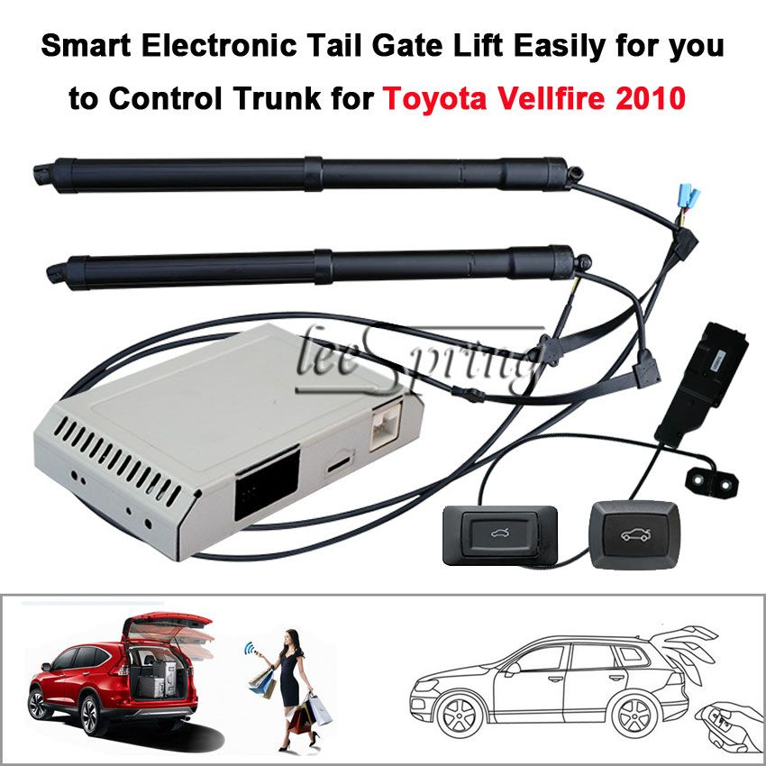 Smart Auto Electric Tail Gate Lift Special for Toyota Vellfire 2010