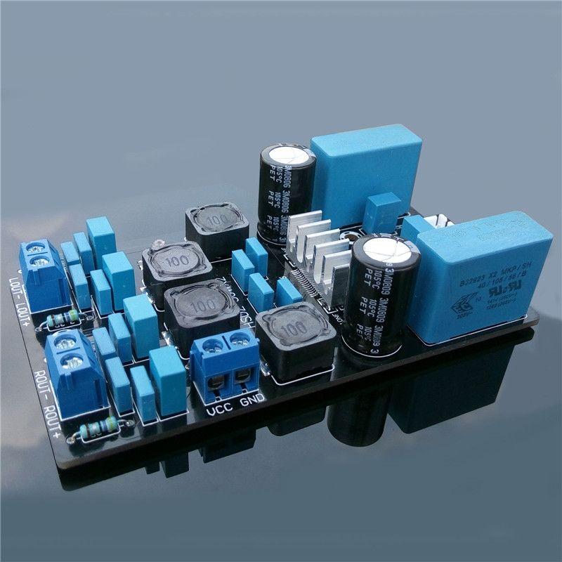 50Wx2 официальная версия готовой TPA3116D2 класса D Цифровой Мощность Усилители домашние доска