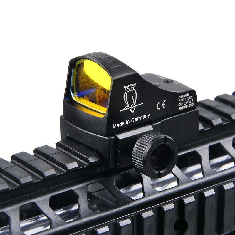 Doctor Sight 3 Mini Red Dot Sight Reflex Holographic Sight Auto Brightness Laser Sight Scope For Airsoft Caza