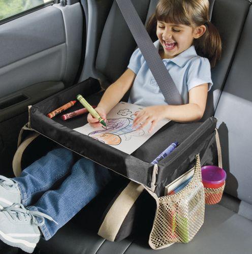Ребенок Малыш Автомобилей Ремней Безопасности Стенд Консоли Организатор Игрушка Рисунок Держатель Лоток