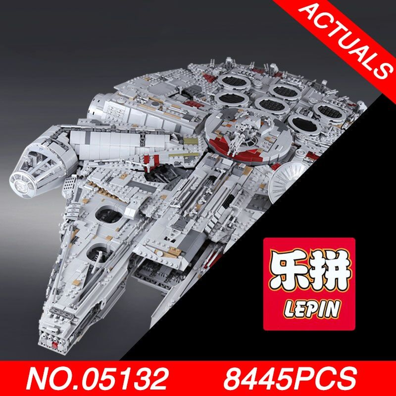 IN STOCK LEPIN 05132 7541Pcs Ultimate Collector's Destroyer Star Series Wars Building Blocks Bricks toys for Children gift 75192