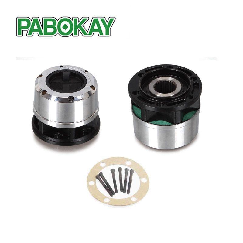 2 pieces x Brand New Manual Locking Hub (26 Tooth) for 95-02 Kia Sportage 4WD B034 AVM460