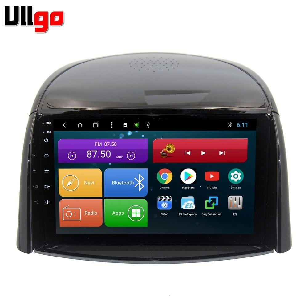 9 inch Octa Core Android 8.1 Auto DVD GPS für Renault Koleos 2009-2014 Autoradio GPS Auto Kopf Einheit mit BT RDS WIFI Spiegel-Link