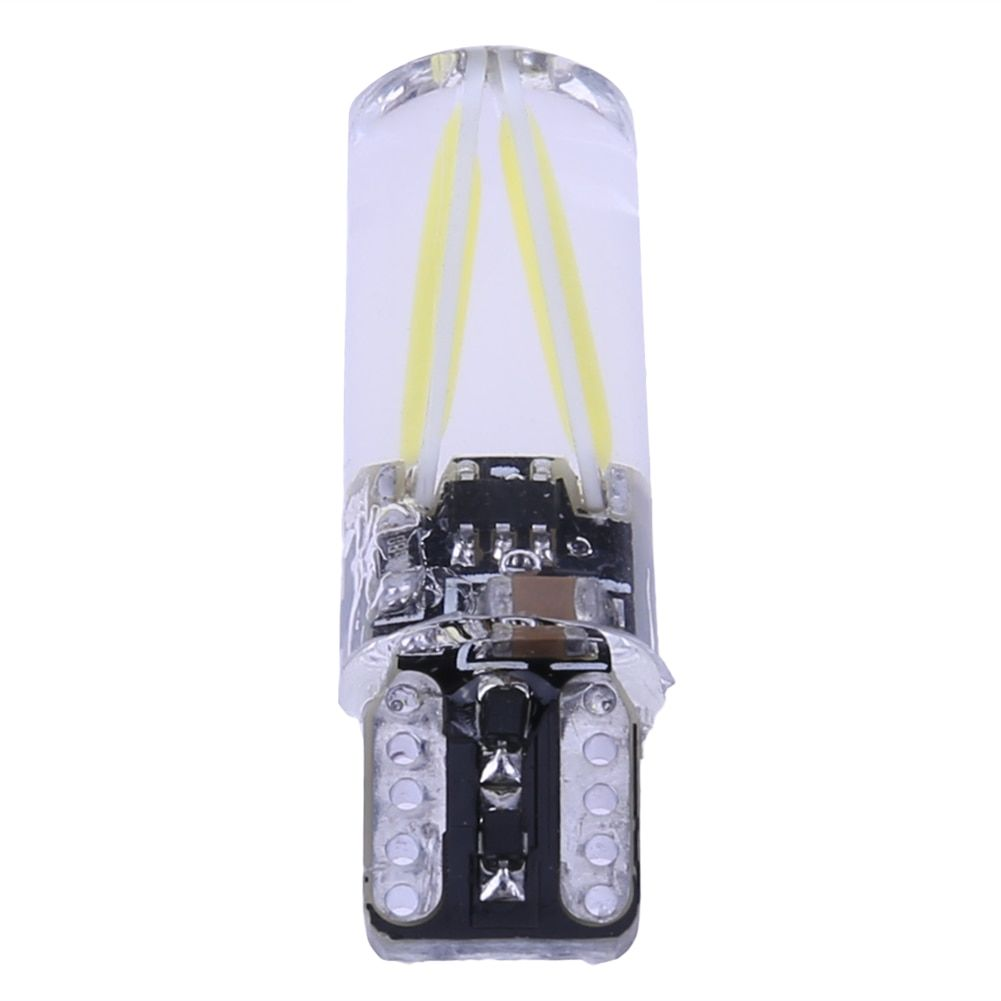 T10 Silica Gel Car LED Car Interior Reading Light LED Wedge Light DC 8-28V 1.5W White Color Reading Lamp Width Lamp