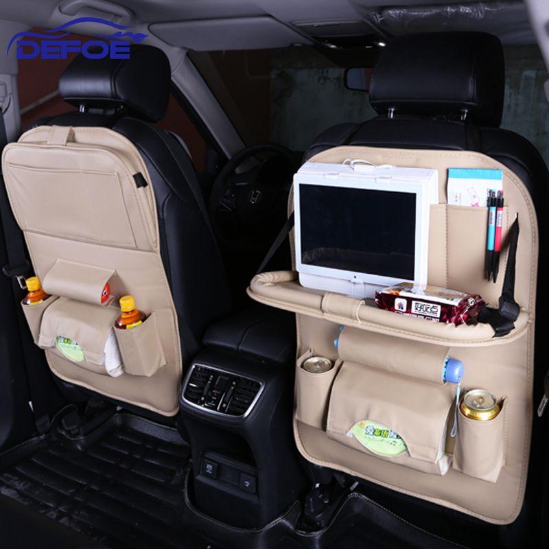 Новый автомобиль раза обеденный стойку сиденья сумка для хранения висит сумки заднем сиденье автомобиля мешок автомобиля многофункционал...