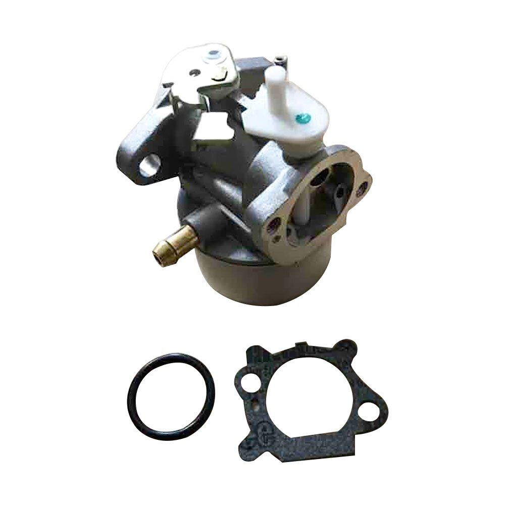 2017 New Carburetor for BRIGGS STRATTON Carb 497586 499059 Lawnmower Motorcycle Silver Aluminum Alloy Carburetor Universal