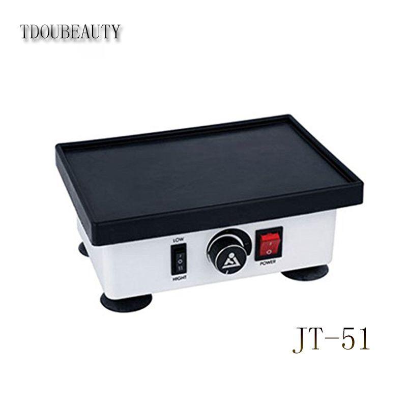 TDOUBEAUTY Dental JT-51 Square Quartet Vibrator Dental 110V /220V Oscillator 3KG Free Shipping