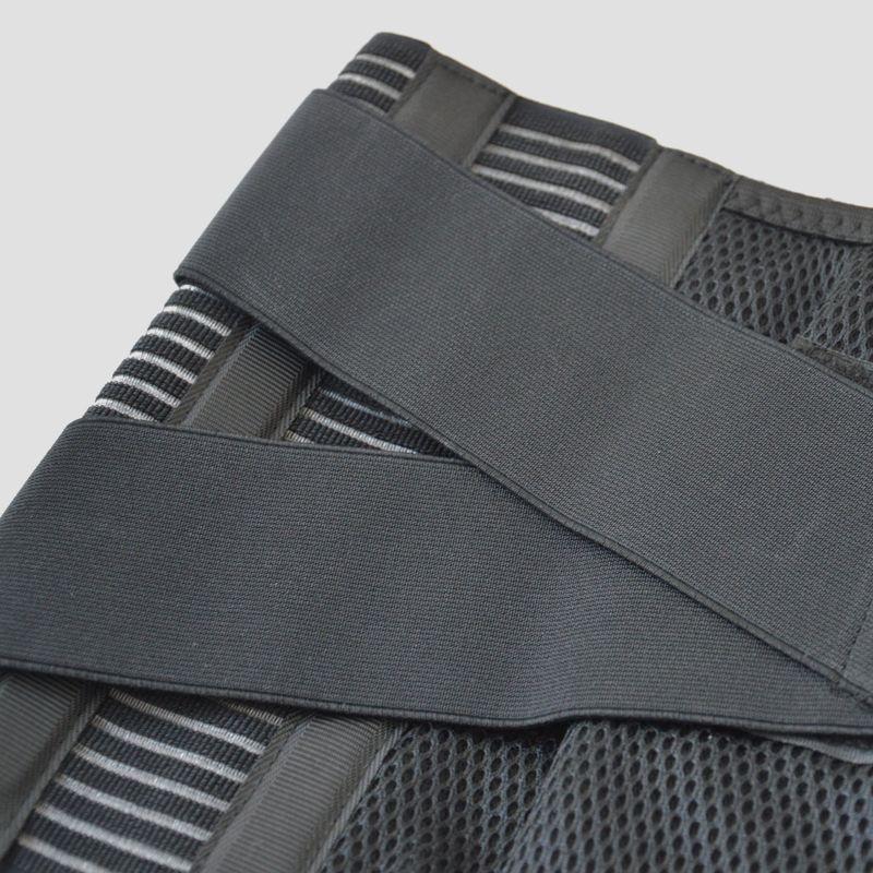 2016 High Elastic Waist Brace Adjustable Belt Support Lumbar Relieve Waist Pain Breatnable Health Care