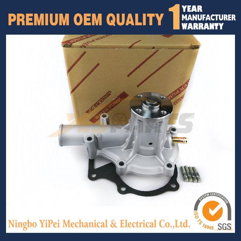 Water Pump 16241-73034 For Kubota V1505 D1105 D905 16251-73034 Bobcat Skid