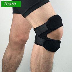 1Pcs Patella Lutut Yang Dapat Disesuaikan Tali untuk Berlari, Basket, Olahraga, Squats, Meniskus Air Mata Radang Sendi, ACL