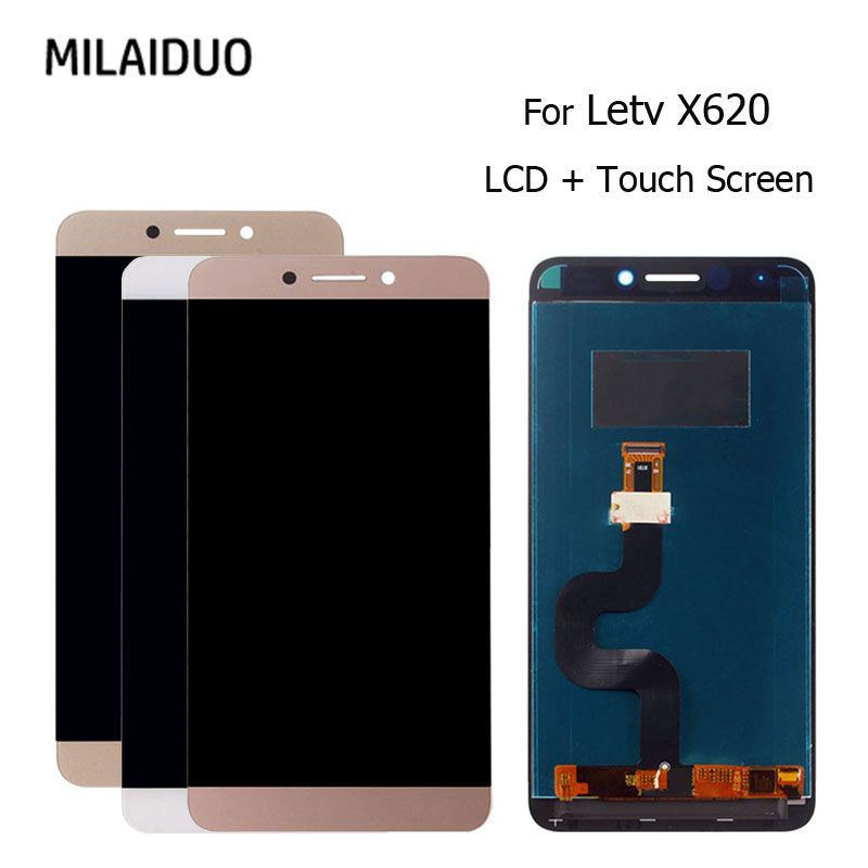 IPS LCD Display For LeTV Leeco Le 2 Pro S3 X626 X526 X527 X520 X522 X620 5.5'' LCD Touch Screen Digitizer Assembly Replacement