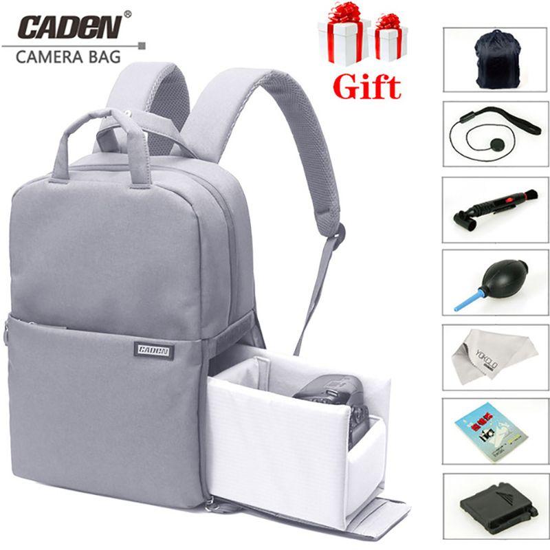 CADeN Kamera Tasche Digital Kamera Videos Tasche Wasserdichte Laptop 14