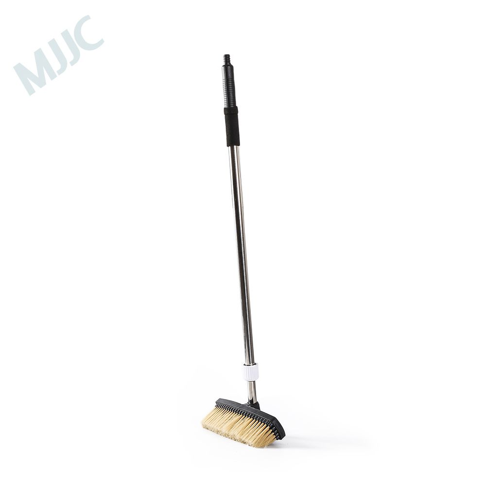 MJJC Car Wash Brush Long Handle Cleaning Car Telescopic Mop Water Brush Multi-Function Car Brush Cleaning Supplies Tools