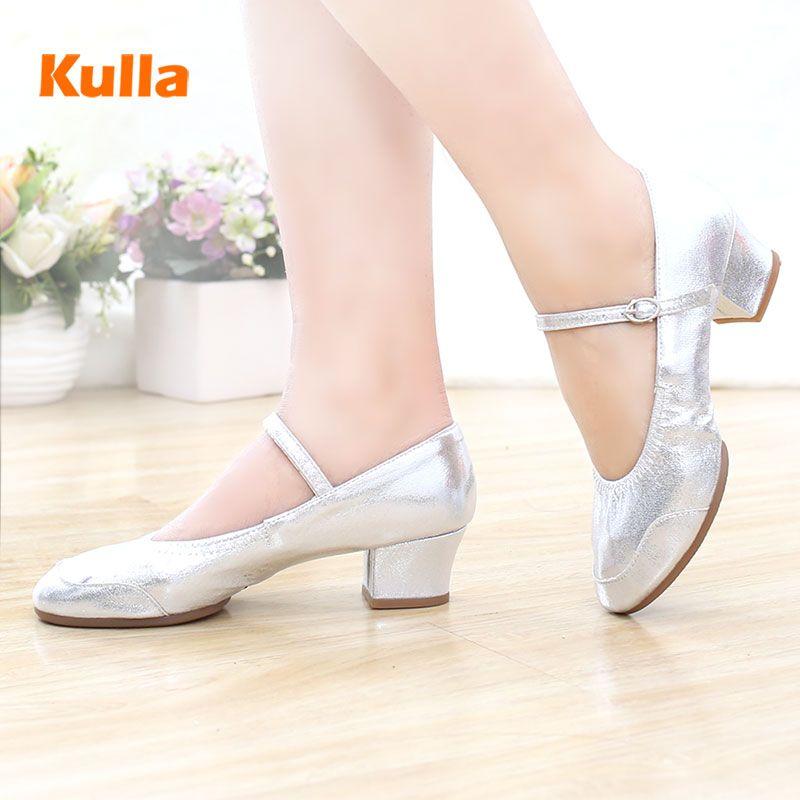 Новая площадь танцевальная обувь весна и танца дамы танец современный танец обувь джаз лето кожа аэробика обувь матовое