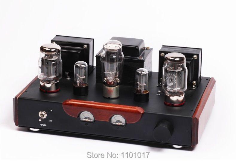 Himing RIVALS Wood Version KT88 tube amplifier HIFI EXQUIS single-ended handmade amp RHKT88W