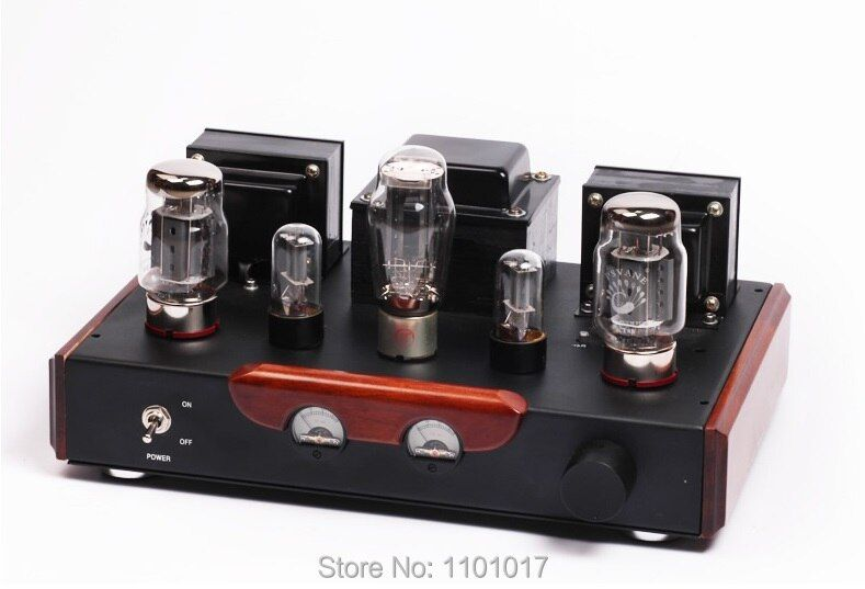 Himing RIVALS Wood Version KT88 tube amplifier HIFI EXQUIS single-ended handmade amp RHKT88W