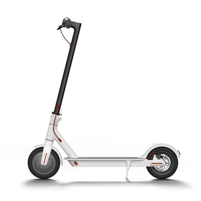 2019 iScooter Elektrische Roller Intelligente Klapp Elektrische longboard Hoverboard Skateboard mit LED licht 2 Räder E4