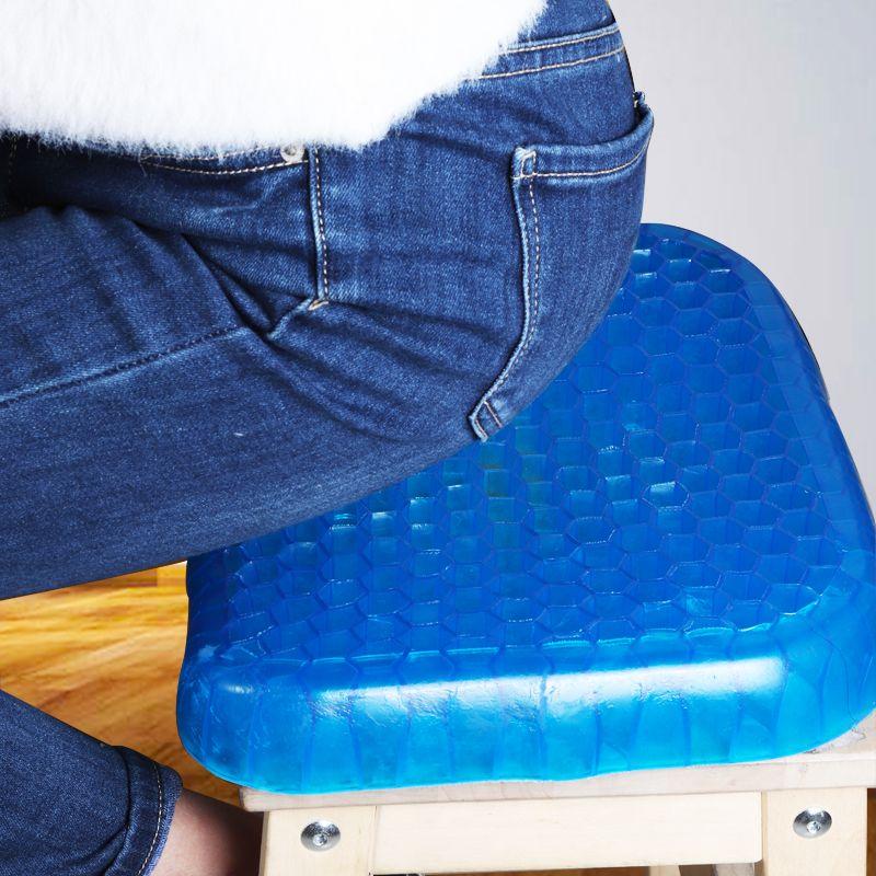 Nouvelle maison Gel coussin salon chambre canapé chaise coussin élastique Massage coussin famille Protection de l'environnement coussin