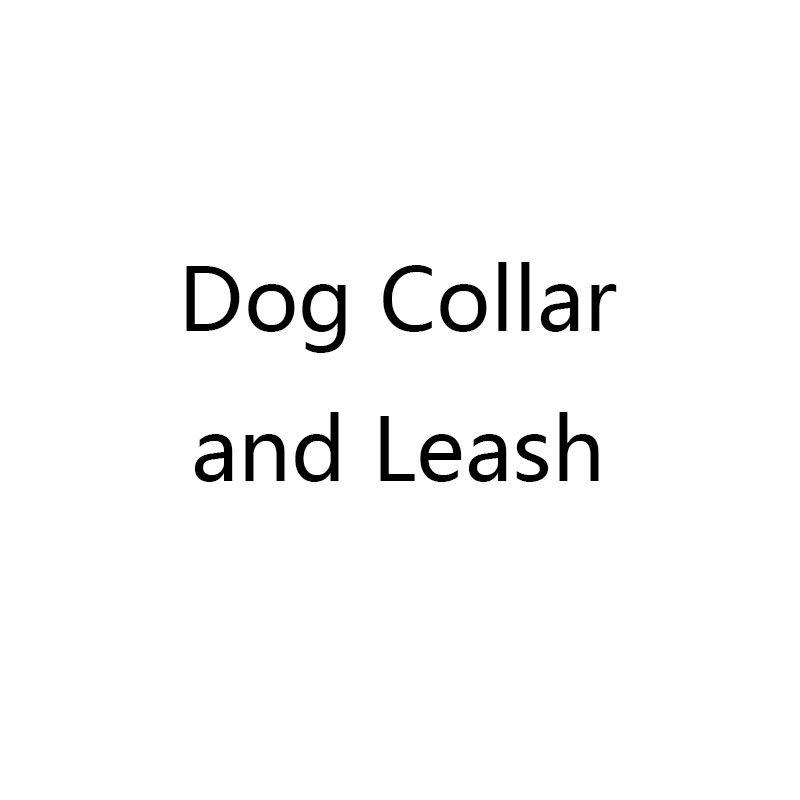 Mode collier de chien laisse lettre impression collier collier en plein air animal de compagnie chat marche plomb pour petit moyen grand chien de compagnie livraison directe