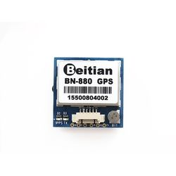 Beitian BN-880 Kontrol Penerbangan Modul GPS Dual Kamera Modul Dengan Kabel Connecotr Untuk RC Multicopter Drone FPV Bagian
