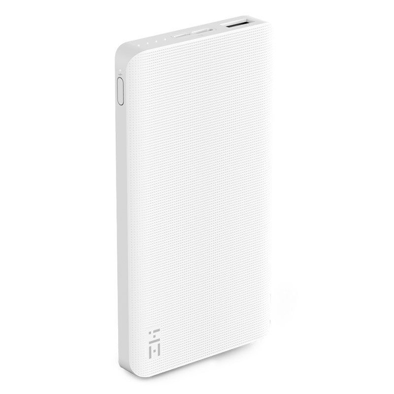 Original Xiaomi ZMI 10000 mAh Power Bank 10000mAh Powerbank Quick Charge Two-way Fast Charge 2.0 for iPhone Samsung Huawei LG