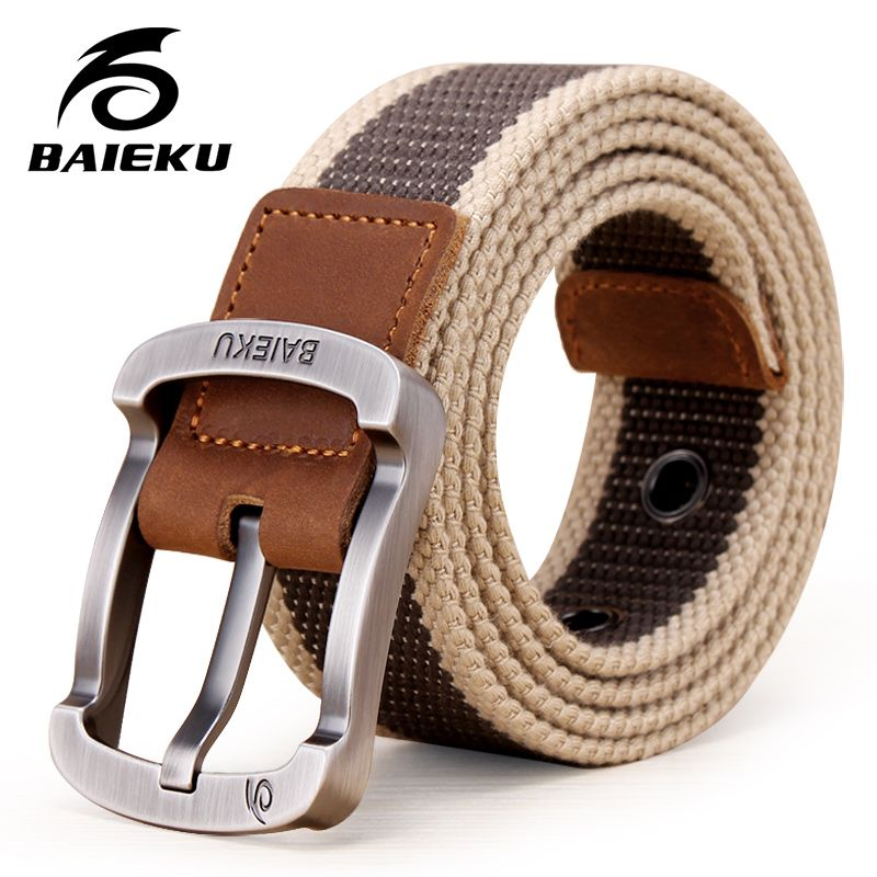 2017 Military Belt Outdoor Tactical Belt Men & Women High Quality Belts For Jeans Male Canvas Straps 6 Colors large size