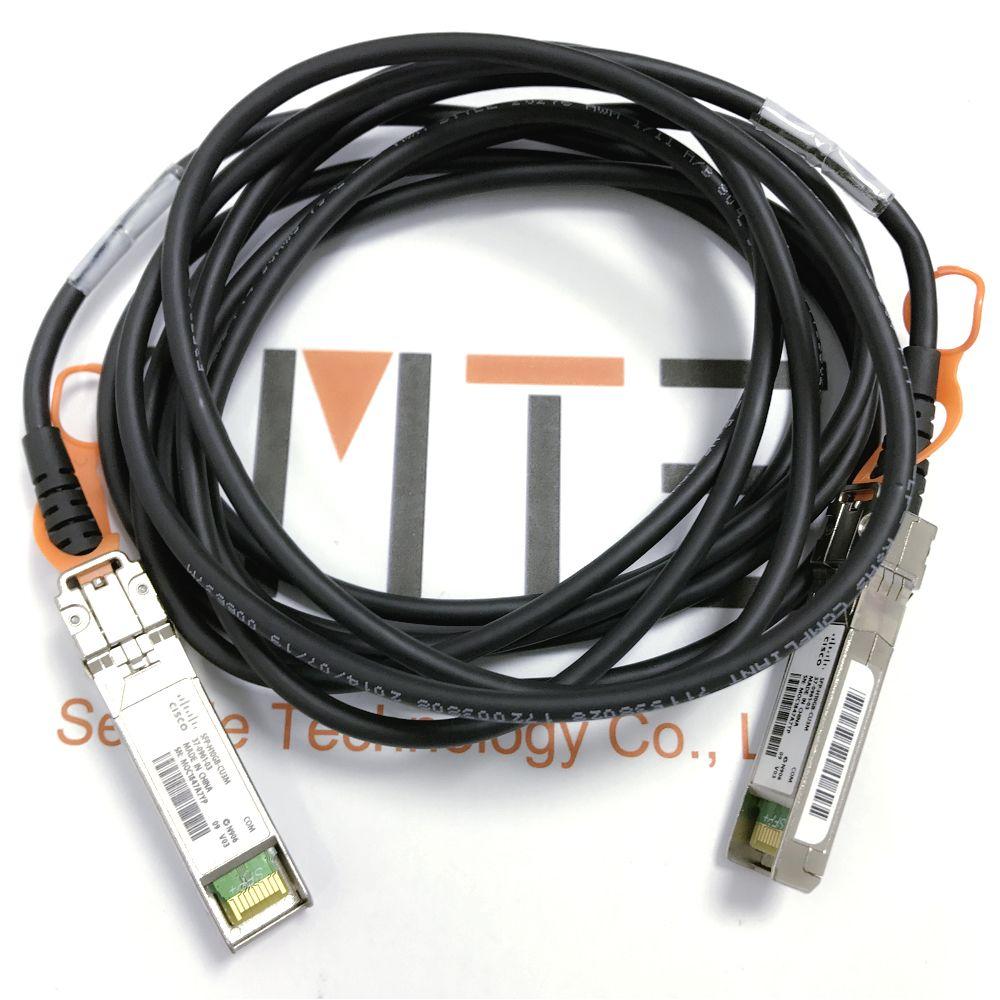 SFP-H10GB-CU3M pour CISCO Câble D'origine 10G Cuivre RJ45 SFP + DAC 3 Mètre Passive Câble