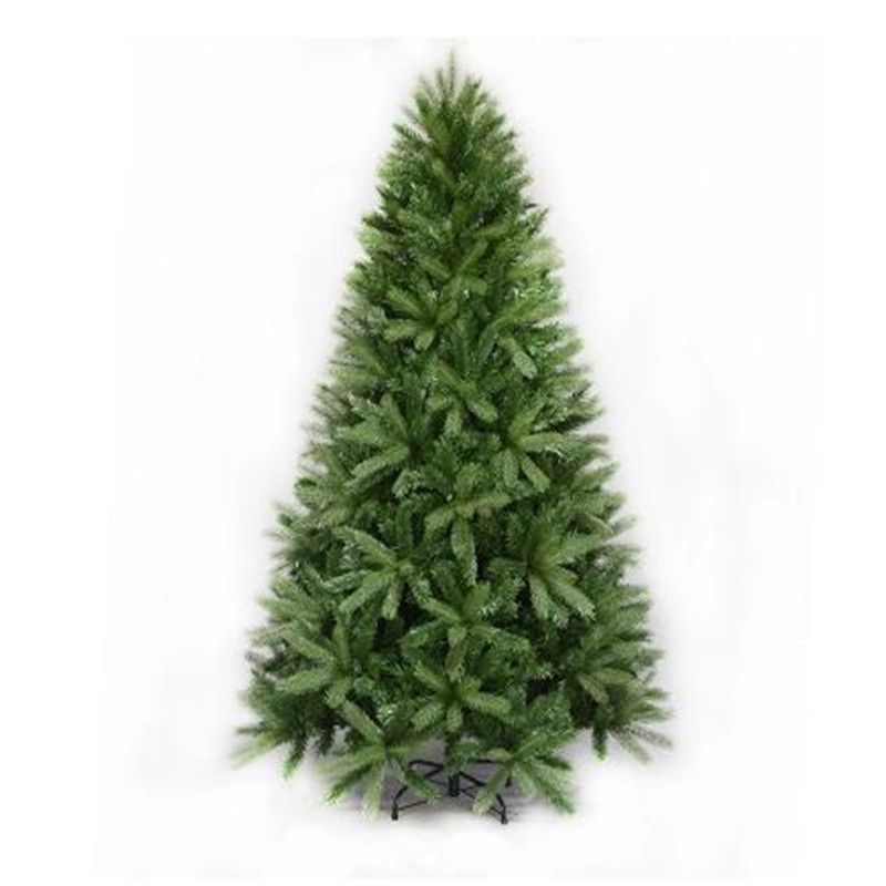 1.5M / 1.8M / 2.1M / 2.4M Christmas tree home simulation encryption Christmas ornament Christmas tree mixed PVC + PE leaf tree