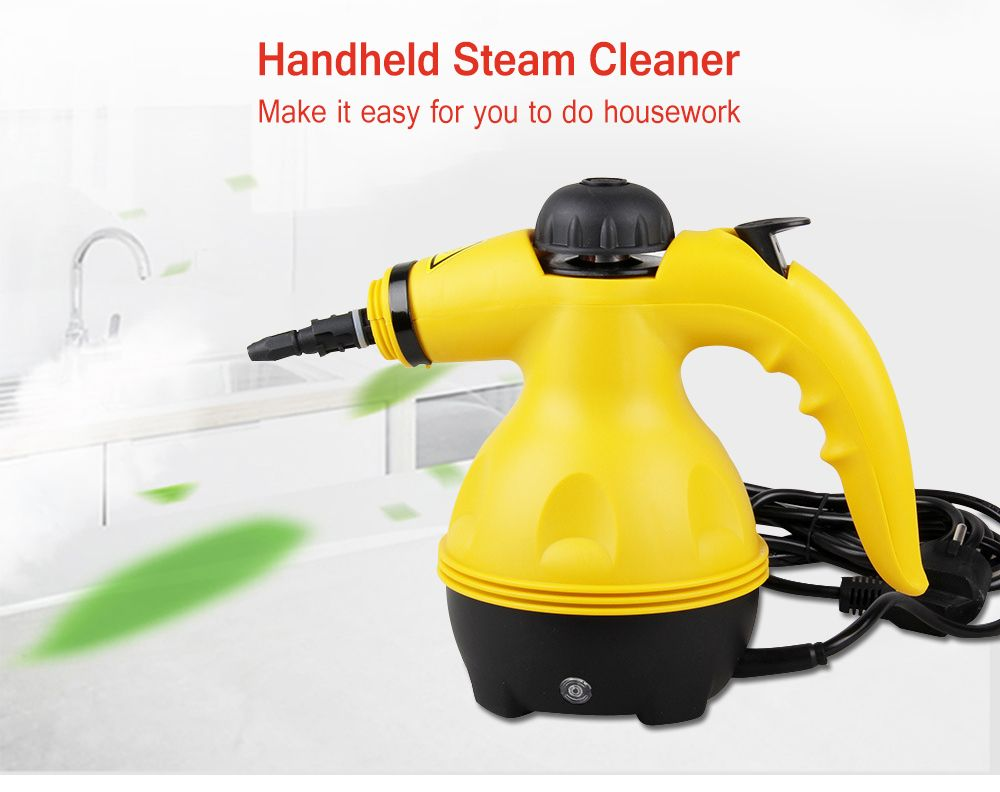 Multi-purpose Pressurized Handheld Electric Steam Cleaner Portable Household Cleaner All-in-One Sanitizer Kitchen Carpet 220V z3