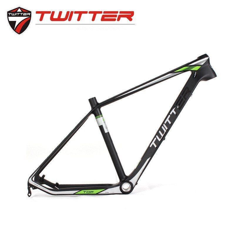 full Carbon fiber mountain bike frame MTB 26 inch / 27.5 inch bicycle frame accessories