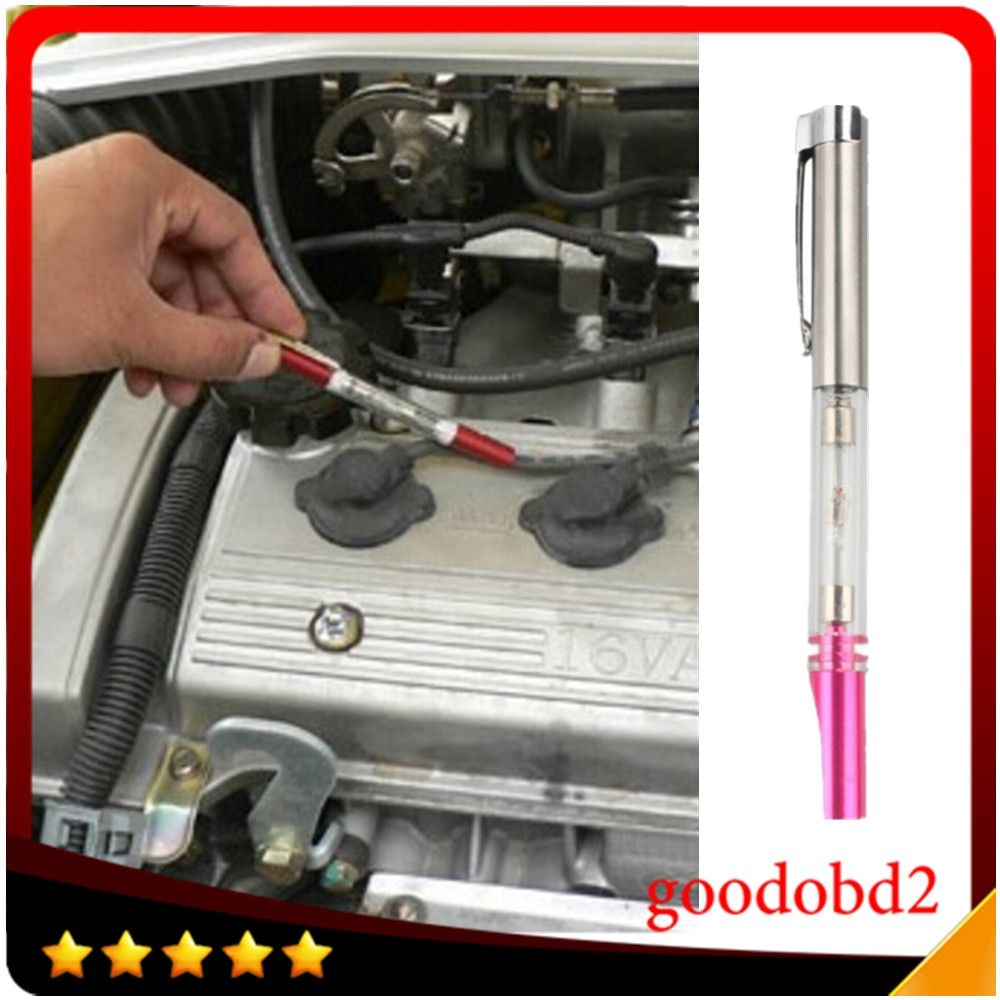 Car ADD730 Ingition Spark Indicator Auto Car Test tester Spark Plugs Wires Coils Diagnostic Tool Ignition Spark Indicator D-1895